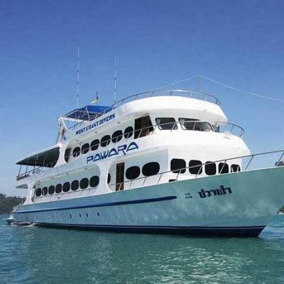 Gold Class Vessel to the Similan and Burma by Namloo Divers