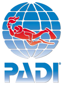 PADI (professional association of dive instructors)