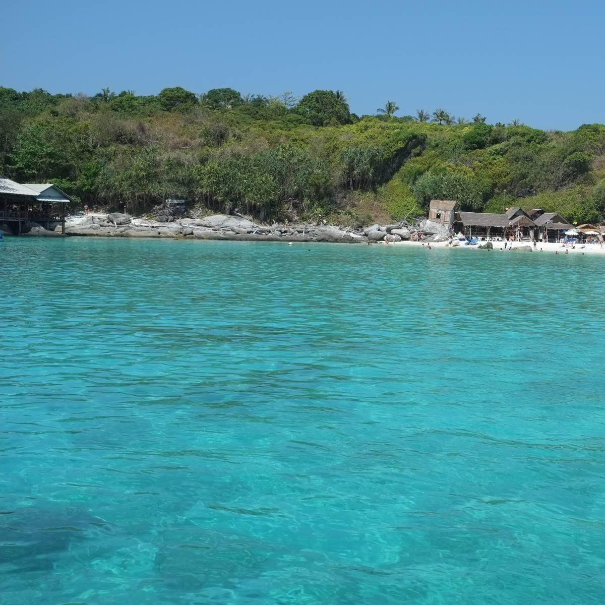 Racha Yai daytrip by Namloo Divers Phuket