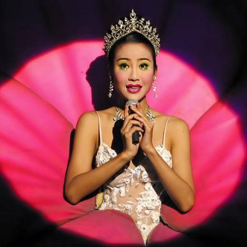 Simon Cabaret show in Phuket by Namloo Divers