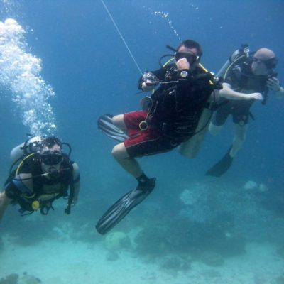 Master Scuba Diver course by Namloo Divers Phuket