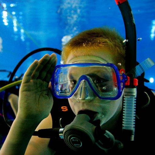 PADI Seal Team course by Namloo Divers Phuket