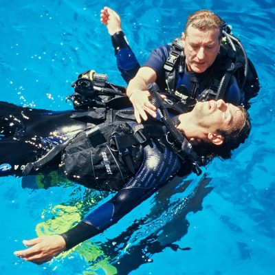 Rescue Divers course by Namloo Divers Phuket