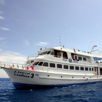 Scuba Diving Liveaboards to the Similan and Koh Tachai in Phuket by Namloo Divers - Somboon 3